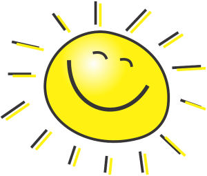 Happy Sun by Nemo via Pixabay