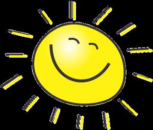 Happy Sun by Nemo via Pixabay