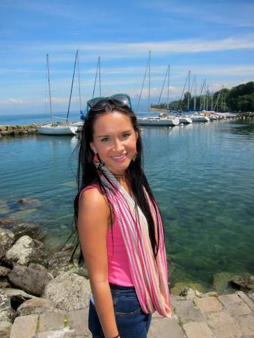 Sonya Matejko (http://singlestrides.com/) - Photo used with permission