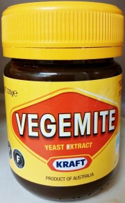 Vegemite - courtesy of Pixabay